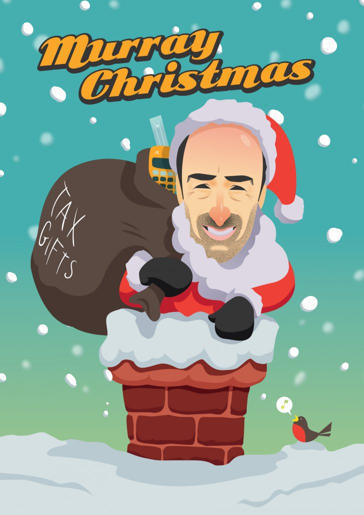 Murray Christmas.Murray Christmas We Wish You All The Best For Christmas And