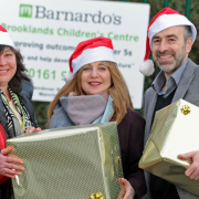 Murray Patt accountant makes special delivery to Barnardos
