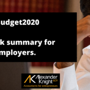 budget 2020 for entrepreneurs